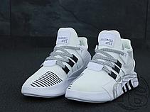 Женские кроссовки Adidas EQT Basketball Adv White Black BD7772, фото 3