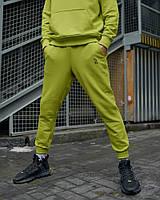 Cпортивные штаны Пушка Огонь Jog 2.0 лайм