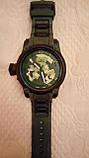 Швейцарские часы INVICTA 1197 RUSSIAN DIVER JUNGLE PREDATOR (LIMITED EDITION 5000 ШТ), фото 2