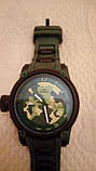 Швейцарские часы INVICTA 1197 RUSSIAN DIVER JUNGLE PREDATOR (LIMITED EDITION 5000 ШТ), фото 4