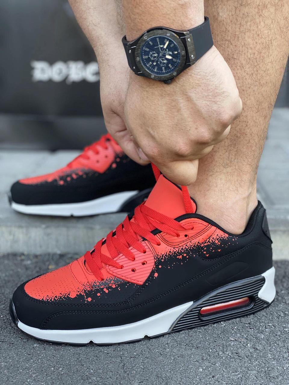 Мужские кроссовки в стиле Nike Air Max 90 обувь мужская демисезонная