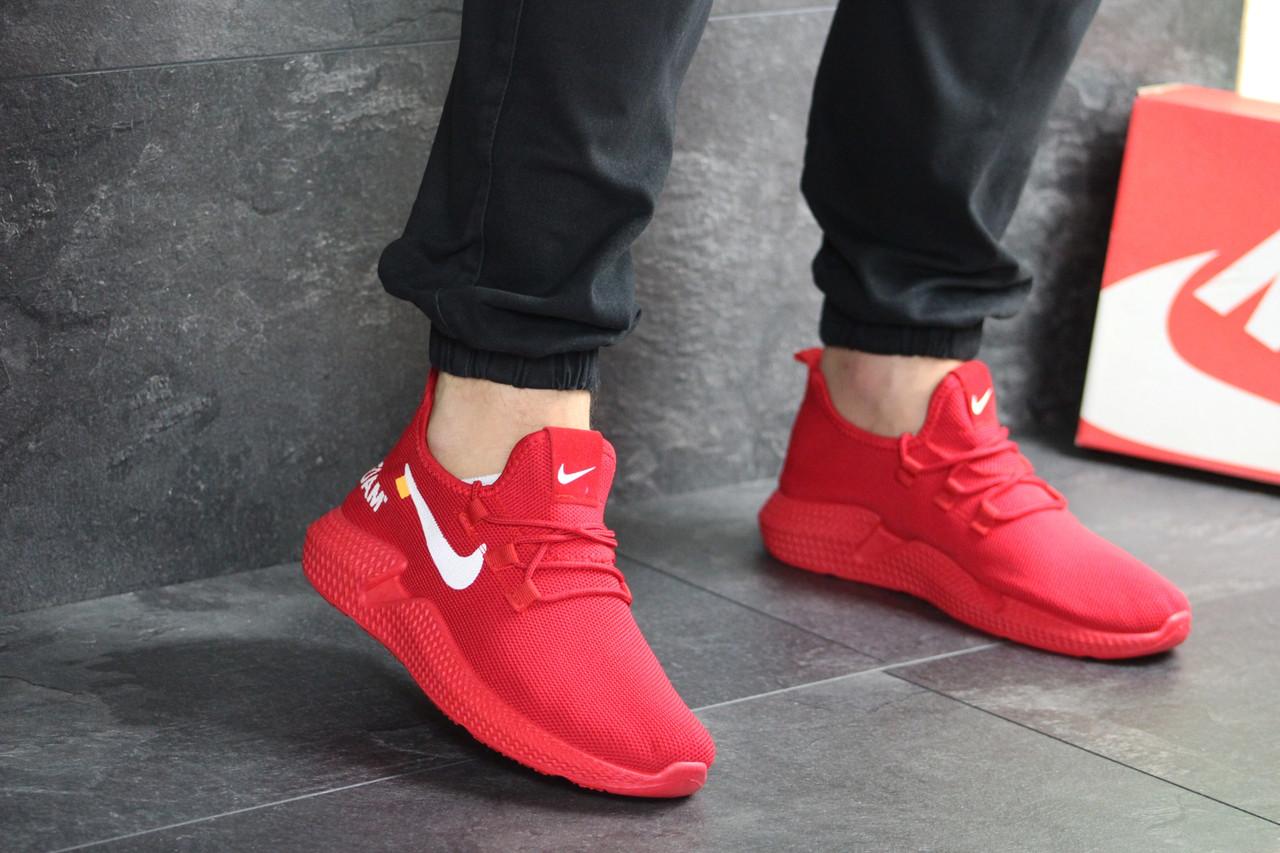 Мужские красные кроссовки в стиле Nike Размер 43