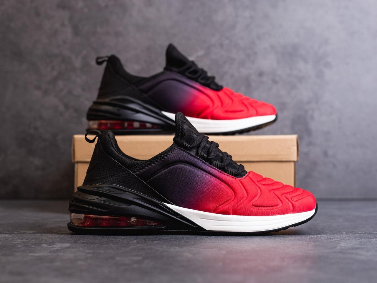 Мужские кроссовки в стиле Nike Air Max 270 обувь мужская демисезонная