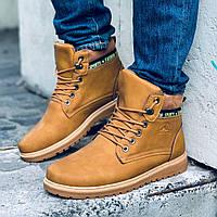Ботинки ЗИМНИЕ Мужские Ботинки МЕХ Размеры (41,43), фото 1