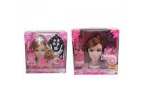Кукла-голова для макияжа и причесок  83022-25 Metr+