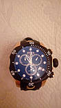 Швейцарские часы Invicta 5733 Venom Reserve ETA Rose Gold Swiss. 1000 метров, фото 2