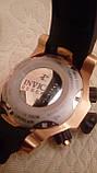 Швейцарские часы Invicta 5733 Venom Reserve ETA Rose Gold Swiss. 1000 метров, фото 6