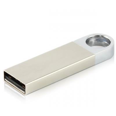 Флеш пам'ять 16 GB GOODRAM UUN2 Silver USB 2.0 (UUN2-0160S0BBB)
