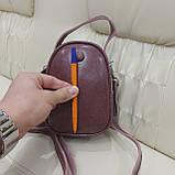 Модная женская кожаная сумка клатч cameo, фото 6