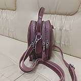 Модная женская кожаная сумка клатч cameo, фото 8