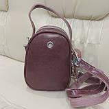 Модная женская кожаная сумка клатч cameo, фото 7