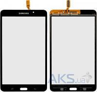 Сенсорные панели (тачскрин) Samsung T230 Galaxy Tab 4 7.0 Original Black
