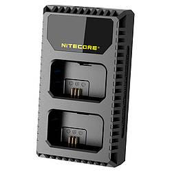 Зарядний пристрій Nitecore USN1 для акумуляторів камер Sony