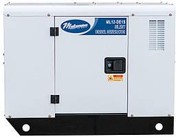 Генератор  дизельный  Malcomson  ML12  DE1S