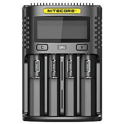 Зарядний пристрій Nitecore UM4 (4 канали)