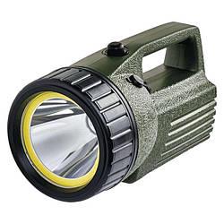 Ліхтар Emos P2308 (2xCOB, 380 люмен, 2 режими, 12V/220V)