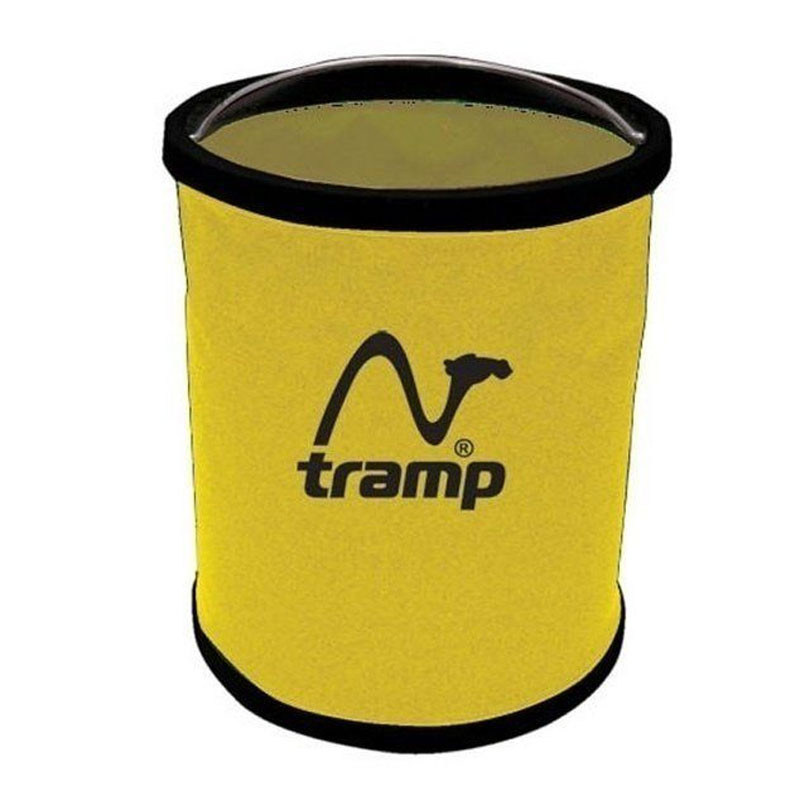 Ведро складное Tramp TRC-059 (6л), желтое