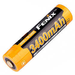 Літієвий акумулятор Li-Ion 18650 Fenix ARB-L18-3400 3.6 V (3400mAh)