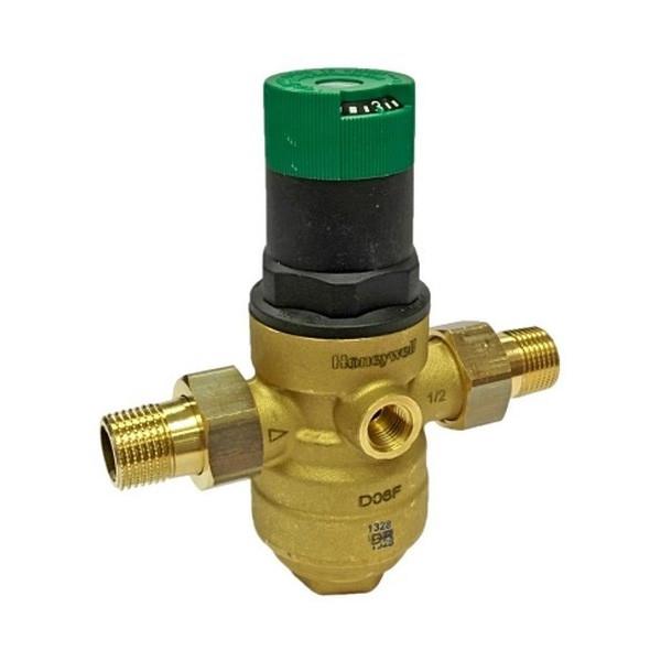 Редуктор давления Honeywell D06F 1B (с латунным фильтром)
