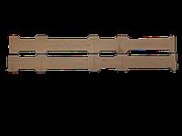 Рамка мини для сотового меда 66х125х28 мм из бука (под верх 10 мм)