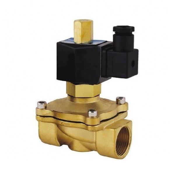 Електромагнітний клапан нормально закритий DN40 (1 1/2) 220В AquaWorld