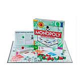 Настольная игра монополия 6123 на русском (Monopoly), фото 2