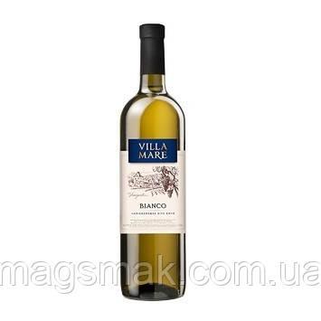 Вино Villa Mare Bianco белое полусладкое 0.75 л, фото 2