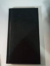 Блокнот-алфавитка  WB-6466  (48k 90л.) черный