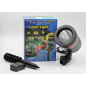Лазерний проектор Star Shower Laser Light (KL00346)