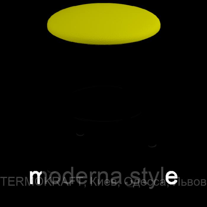 Табурет   Тедди black козам желтый