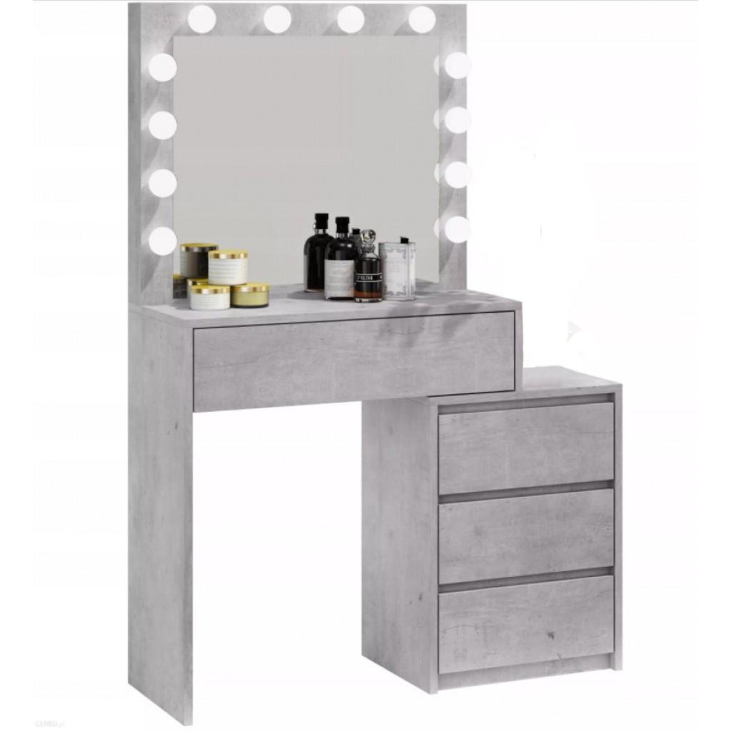 Туалетний столик Bonro- B073 сірий