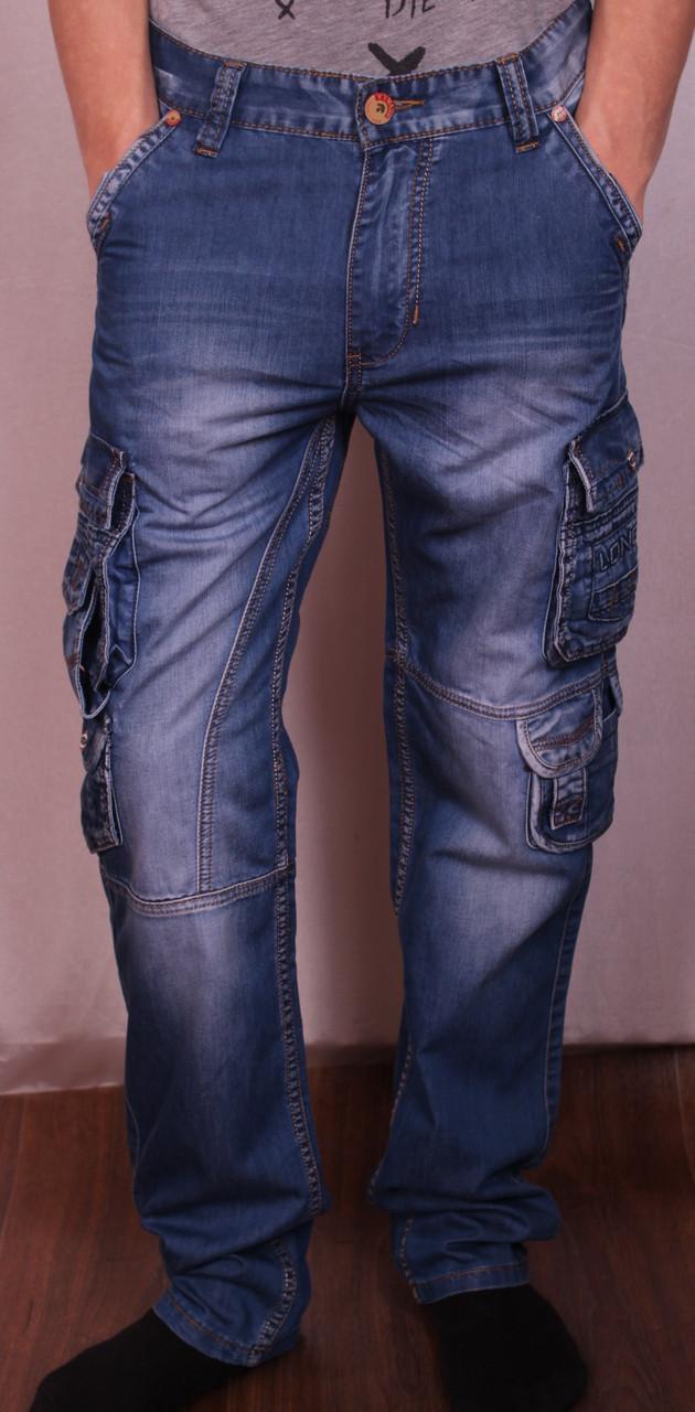 Мужские джинсы Командор
