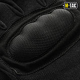 Перчатки Assault Tactical Mk.3 Black, M-Tac, фото 6