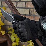 Перчатки Assault Tactical Mk.3 Black, M-Tac, фото 8