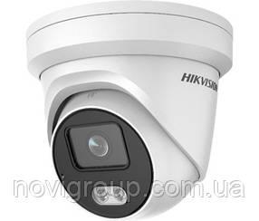 2 Мп Ultra-Low Light PoC відеокамера внутр/вулична DS-2CE56D8T-ITME (2.8 мм)