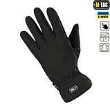 Перчатки зимние Tactical Waterproof Black, M-Tac, фото 3