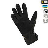 Перчатки зимние Tactical Waterproof Black, M-Tac, фото 2