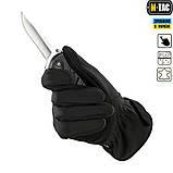Перчатки зимние Tactical Waterproof Black, M-Tac, фото 5
