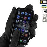 Перчатки зимние Tactical Waterproof Black, M-Tac, фото 6