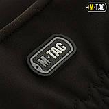 Перчатки зимние Tactical Waterproof Black, M-Tac, фото 9