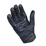 Перчатки кожаные тактические Mil Tec Sturm (Германия), черные, фото 3