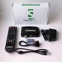 Спутниковый ресивер Openbox S3 Micro HD