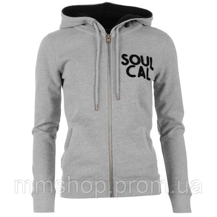 Толстовка женская SoulCal&Co College
