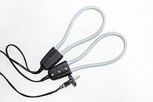 Дуговая большая электрическая сушка для обуви, Серая, электро-сушилка (електросушарка для взуття)