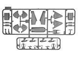Истребитель Spitfire LF. IX ВВС СССР. 1/48 ICM 48066, фото 6