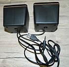 Колонки 2.0 для ноутбука планшета телефона CK4 компьютерные колонки, фото 6