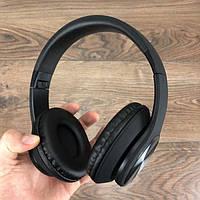 Беспроводные bluetooth наушники E800 Wireless накладные для телефона компьютера пк блютуз черные