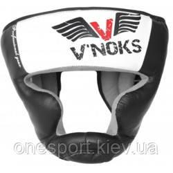 Боксерський шолом V'Noks Aria White S (код 168-414767)