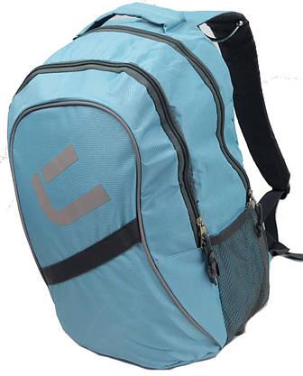 Рюкзак городской 26L Corvet, BP2053-31 голубой, фото 2
