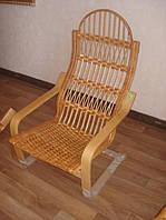Кресло-пружина